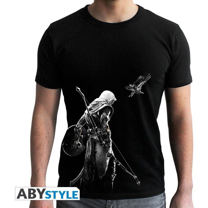 e550c82e18e Assassin s Creed pánské tričko Bayek černé