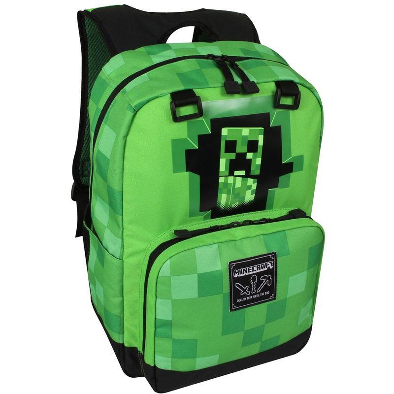 c8085a68ef Minecraft batoh Creepy Creeper