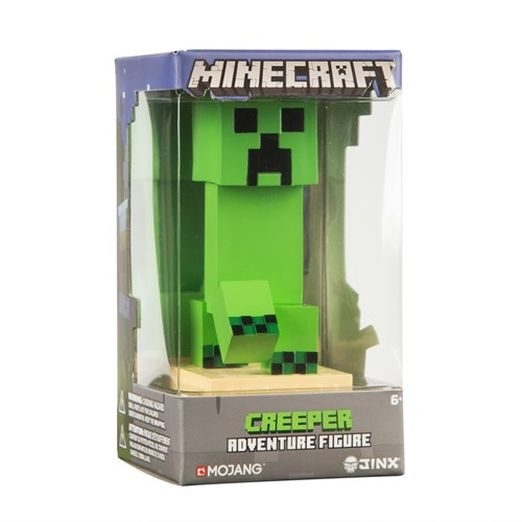 e19f1e567a Figurka Minecraft Creeper Adventure Série 1. Jinx