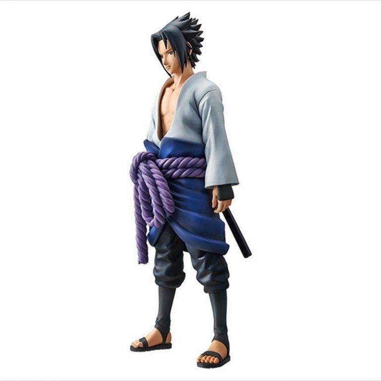 Naruto Shippuden figurka Uchiha Sasuke 27 cm   ITEMY.CZ
