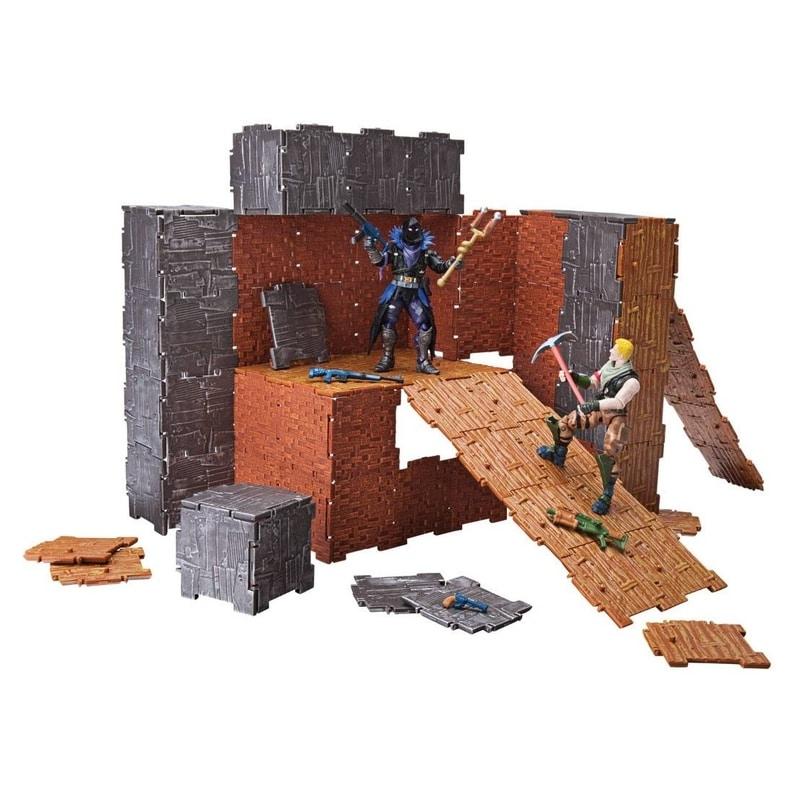 Jazwares Fortnite Turbo Builder hrací set s 2 akčními figurkami